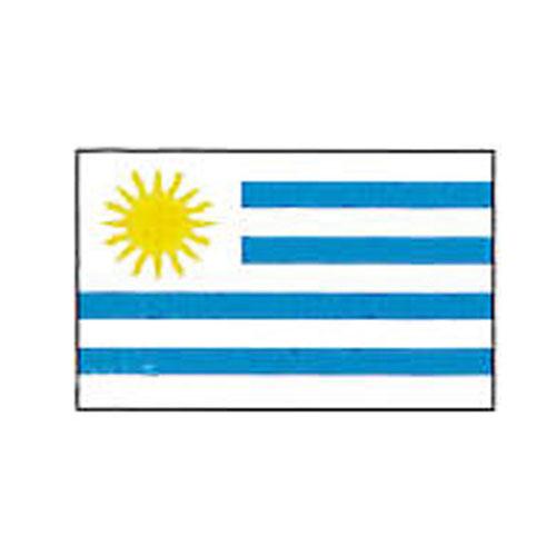エクスラン外国旗 120×180 ウルグアイ(大) アクリル100% [送料無料] 旗 フラッグ FLAG 迎賓 式典