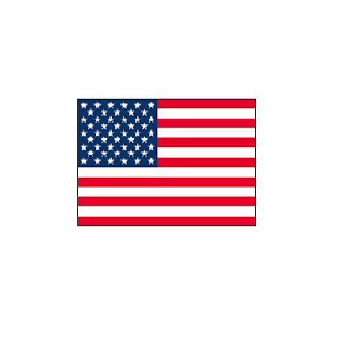 オーダー 外国旗 アメリカ H120×W180cm テトロンポンジ製 America 旗 フラッグ FLAG [送料無料]NB 160か国対応
