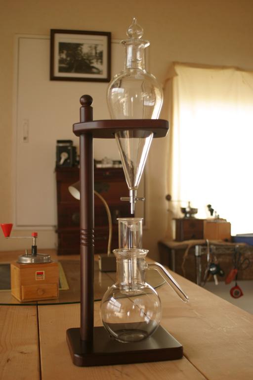 【ユニオン】 水出し珈琲器5人用  水出し ウォータードリッパー コーヒー コーヒー豆