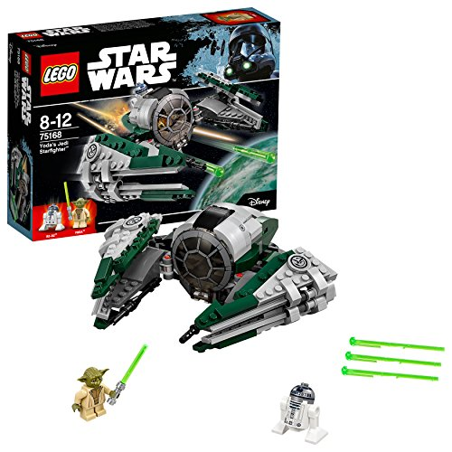 レゴ LEGO スター 休日 ウォーズ 高品質 スターファイター 75168 スタ ヨーダのジェダイ