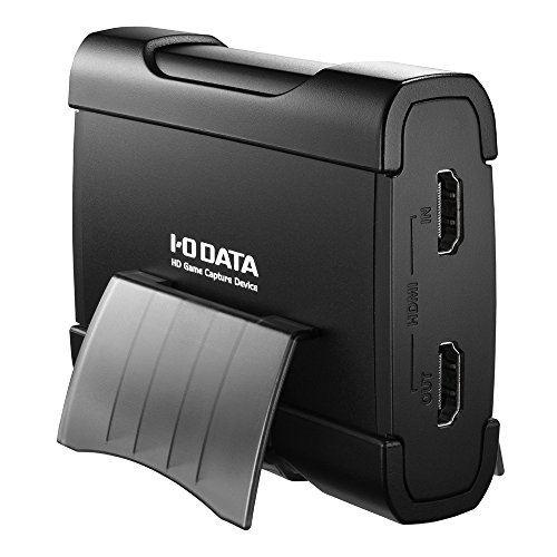 I-O DATA キャプチャーボード ゲームキャプチャー HDMI PC用 USB 編集ソフト付 ゲーム実況 録画 売れ筋 HD 売却 GV-USB3 3.0