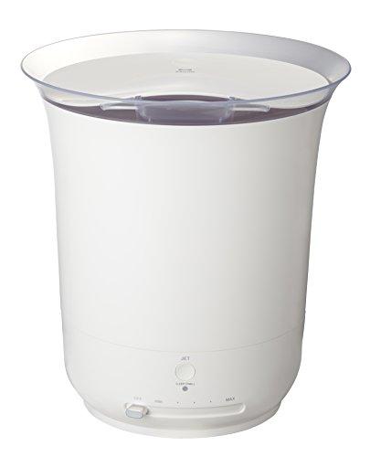 BRUNO 大容量超音波加湿器 世界の人気ブランド 日本製 JET BOE0 MIST BOE030-WH