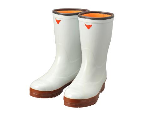 AC040 安全防寒スーパークリーン長7 型(白) メンズ レディース 安全防寒長靴 安全靴 長靴 防寒 白色靴 日本製