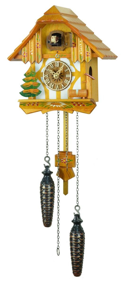 鳩時計 壁掛け時計 ハト時計 はと時計 ポッポ時計 421 QM10P09Jul16