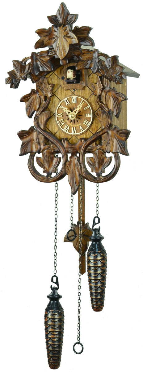 鳩時計 壁掛け時計 ハト時計 はと時計 ポッポ時計 525QM10P09Jul16