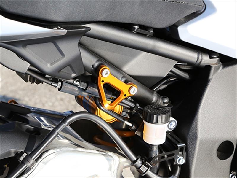 美品 直送商品 バイクパーツ モーターサイクル オートバイ バイク用品 外装BABYFACE ベビーフェイス セール MT-10 4589981490940取寄品 レーシングフック GLD 17005-FY007GD