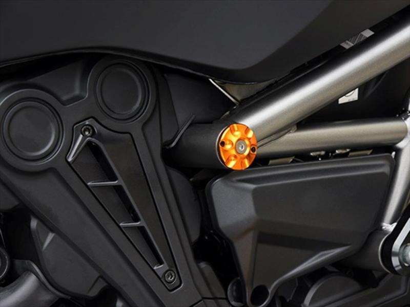 バイクパーツ モーターサイクル オートバイ バイク用品 外装BABYFACE 人気ブレゼント! ベビーフェイス フレームキャップ セール GLD 2pc 4589981513465取寄品 X DIAVEL005-D0025GD 安心の定価販売
