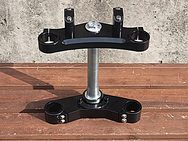バイクパーツ モーターサイクル 好評受付中 オートバイ バイク用品 ハンドルBOREACE ボアエース B セール スペシャルステムキット 毎日続々入荷 オフセット35mmS35B 4548664031917取寄品 ブラックアルマイト