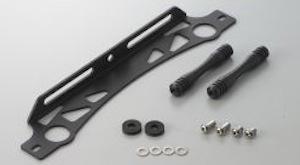 バイクパーツ モーターサイクル オートバイ 秀逸 バイク用品 冷却系アクティブ アクティブ ステーセット セール BLK ラウンド VTR1000F14051029B ランキングTOP10 4538792021713取寄品 9-10R