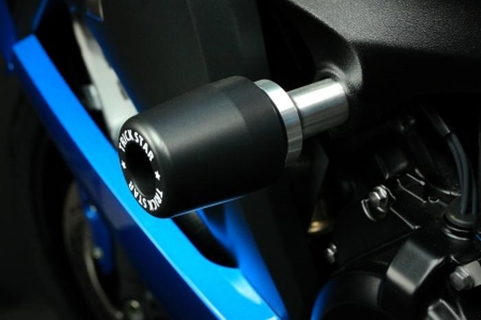 【取寄品】【トリックスター】 トリックスター フレームスライダー BLK GSX-S1000F 《トリックスター FS-306》