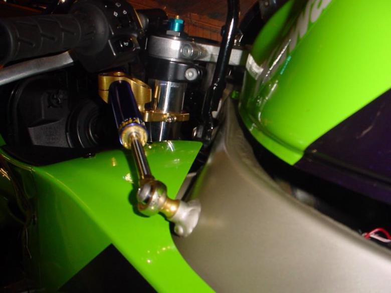 バイクパーツ モーターサイクル オートバイ バイク用品 ハンドルHYPERPRO ハイパープロ ステダンステーSET 140mm ZX-9R 00-03 [左フレーム]22117025 4538792052199取寄品 セール