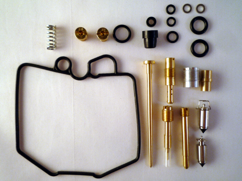 バイクパーツ モーターサイクル オートバイ バイク用品 吸気系 売却 エンジンNAPCO クリアランスsale 期間限定 ナプコ キャブレターリペアキット 1台分 FA FC FB NPC-H0184S-ST FZ CB750F 4573382062653取寄品 セール