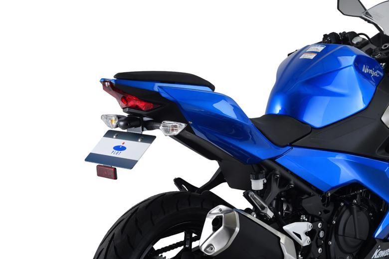 バイクパーツ モーターサイクル オートバイ バイク用品 外装PLOT プロト Ninja400 マーケティング 250 18-20PFL763 フェンダーレスキット 4549950783732取寄品 日本製 セール