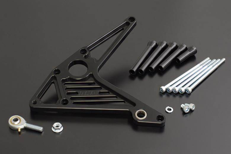 バイクパーツ モーターサイクル オートバイ バイク用品 駆動系PMC ピーエムシー ビレットクラッチリリースキット ブラック Z1 Z2 Z750-1000 Z1000 1100J R GP GPZ72-224 4547567947189取寄品 セール