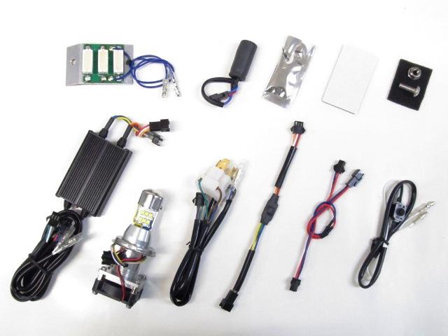 バイクパーツ モーターサイクル オートバイ バイク用品 電装系Protec プロテック LB4HL-BE LEDヘッドライトバルブ Hi-Lo同時点灯 ベンリィ110 プロ 12-(JA09)65076 4961421416237取寄品
