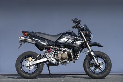 4521717301069取寄品 バイク用品 ステンRS4-C 14-40113-RS4TS KSR マフラーヤマモトレーシング チタン PRO YAMAMOTORACING