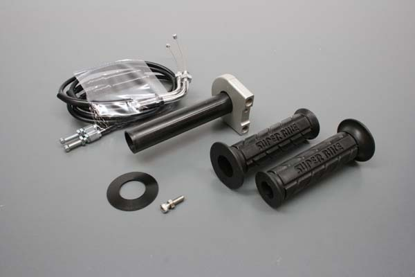 バイク用品 吸気系 エンジンACTIVE アクティブ スロットルKIT TYPE-1 ブラック 巻取44φ 700mm1061612 4538792501383取寄品 セール