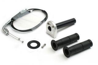 バイク用品 吸気系 エンジンACTIVE アクティブ スロットルKIT T-3 SIL φ44 GSX1300R 99-07 GSXR1000 02-061063671 4538792580623取寄品 セール