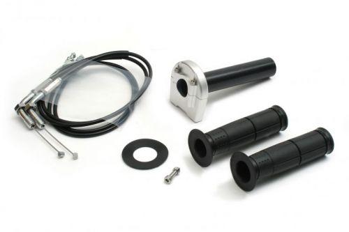 バイク用品 吸気系 エンジンACTIVE アクティブ ハイスロKIT T-3 SIL φ28 TMR用 1050mm1067614 4538792670904取寄品 セール