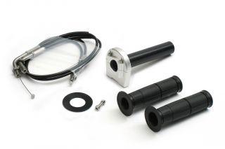バイク用品 吸気系 エンジンACTIVE アクティブ スロットルKIT T-3 SIL φ40 ステン CBR1000RR 04-121063451SU 4538792677743取寄品 セール