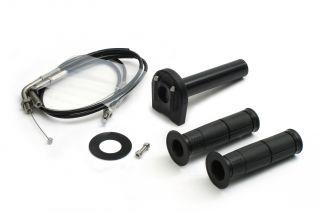 バイク用品 吸気系 エンジンACTIVE アクティブ スロットルKIT T-3 BLK φ44 ZX-10R 11-121067683SU 4538792697284取寄品 スーパーセール