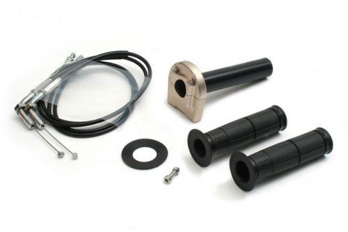 バイク用品 吸気系 エンジンACTIVE アクティブ ハイスロKIT T-3 T-GLD φ32 TMR用 1050mm1067621 4538792670973取寄品 セール