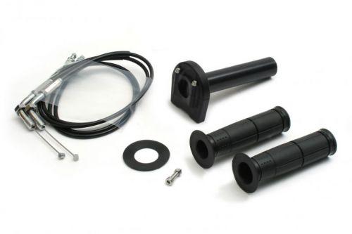 バイク用品 吸気系 エンジンACTIVE アクティブ スロットルKIT タイプ3 BLK φ42 TMR用 1050mm1067631 4538792671079取寄品 セール