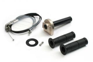 バイク用品 吸気系 エンジンACTIVE アクティブ スロットルKIT T-1 T-GLD φ42 ステン金具 CBR1000RR 04-121061554SU 4538792677415取寄品 スーパーセール
