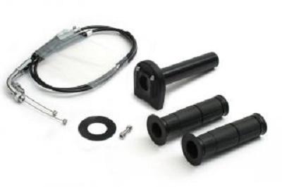 バイク用品 吸気系 エンジンACTIVE アクティブ スロットルKIT T-3 BLK φ40 メッキ金具 CBR250R 11-131061738 4538792695129取寄品 セール