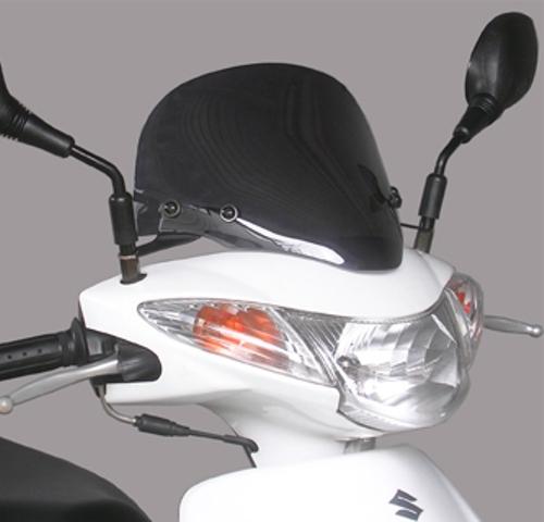 バイクパーツ モーターサイクル オートバイ バイク用品 外装AF-ASAHI 旭風防 4560122613077取寄品 セール 時間指定不可 JBH-CA44A アドレスV50 メーターバイザー AD-58 日本製
