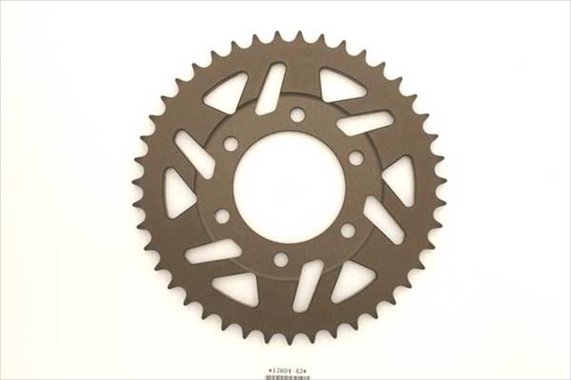 バイク用品 駆動系AFAM アファム Rスプロケット 530-43 ZX-12R NinjaB1-B4 02-05 ZZR1200 02-05 ZRX1200R S 01-0617604-43 4548664330928取寄品 セール