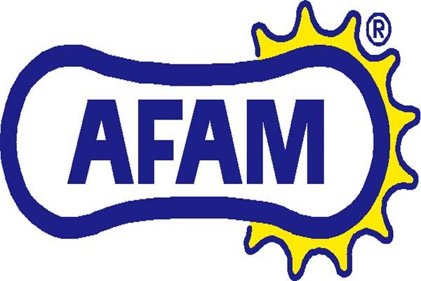 バイク用品 駆動系AFAM アファム Rスプロケット 520-43 125 RS 06-1036801-43 4548664334384取寄品 セール