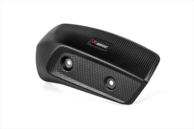 バイク用品 マフラーAKRAPOVIC アクラポヴィッチ オプショナルヒートシールド カーボン INDIAN FTR1200 S 19-20P-HSIN12E1 4550255364274取寄品 セール