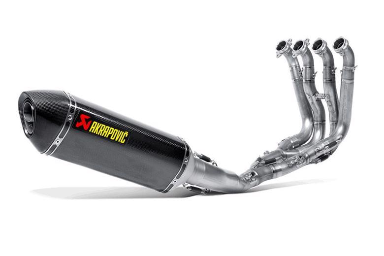AKRAPOVIC レーシング HEXAGON カーボン BMW S1000R 14-16 《アクラポヴィッチ S-B10R2-RC》