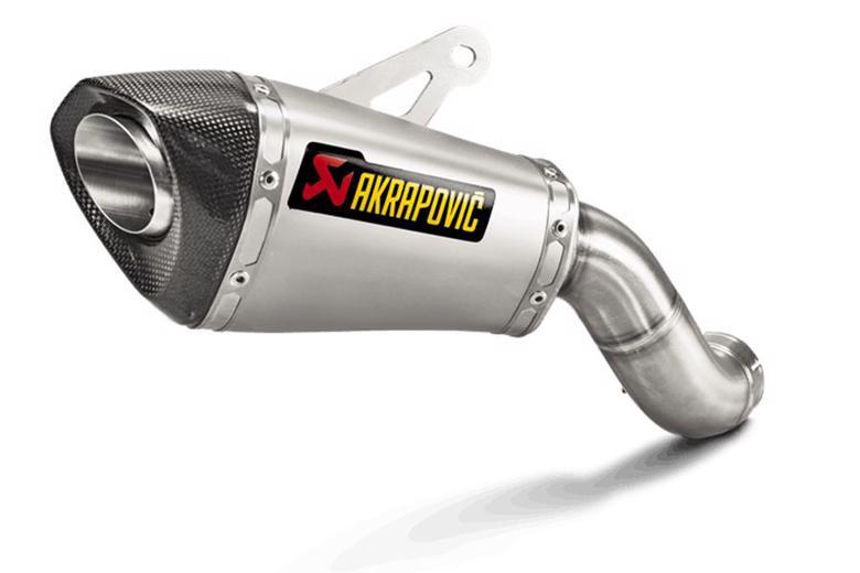 バイク用品 マフラー 4ストスリップオン&ボルトオンマフラーAKRAPOVIC スリップオン ヘキサゴナルショート チタン Z900 17-19アクラポヴィッチ S-K9SO4-ASZT 取寄品