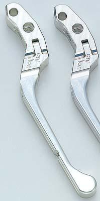 バイク用品 ハンドルアントライオン antlion ビレットレバー可倒式 brembo用 シルバー 対応マスター:レーシング・ブレーキ レシオ20 スタンダード09111-SL 4520616067403取寄品 スーパーセール