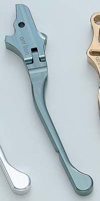 バイク用品 ハンドルアントライオン antlion ビレットレバー AP用 シルバー 対応マスター:AP CP3125-2 可倒式 レバー:ブレーキ08111-SL 4520616067496取寄品