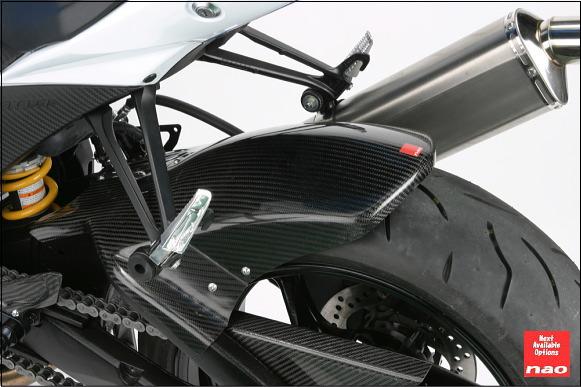 【nao】【エヌエーオー】【バイク用】Rear Fender TwilldCabon リアフェンダー ツイルドカーボンモデルモデル GSX-R1000 09-【010122-3RFA18】※納期2-3週間程度【送料無料!】