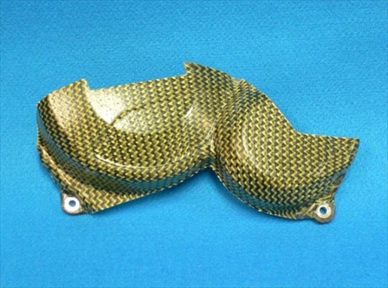 バイク用品 吸気系 エンジンBATTLE.F バトルファクトリー カーボン2次カバー クラッチ CBR600RR 07-08BA28-H01-04 4547567623694取寄品 セール