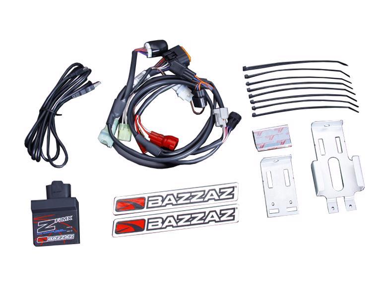 バイク用品 吸気系 エンジンBAZZAZ バザース Z-Fi MX フューエルコントロール KFX450 08-10BZ-F410 4548664243761取寄品 セール