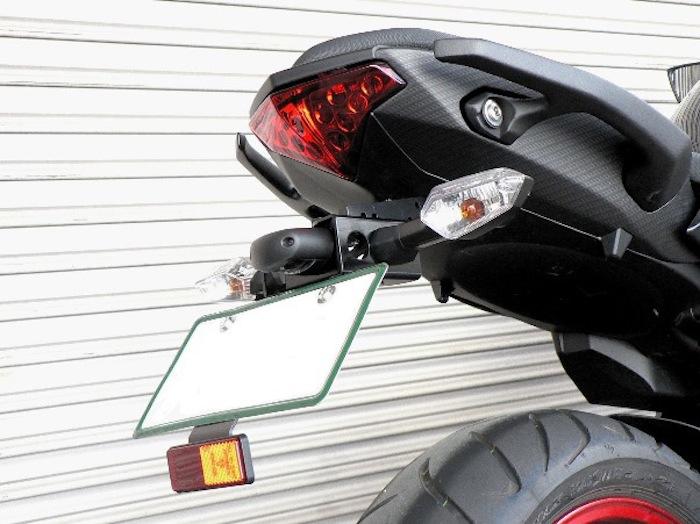 バイク用品 外装BEET ビート フェンダーレスKit Ninja400 140612-KC9-00 4582346461791取寄品 セール