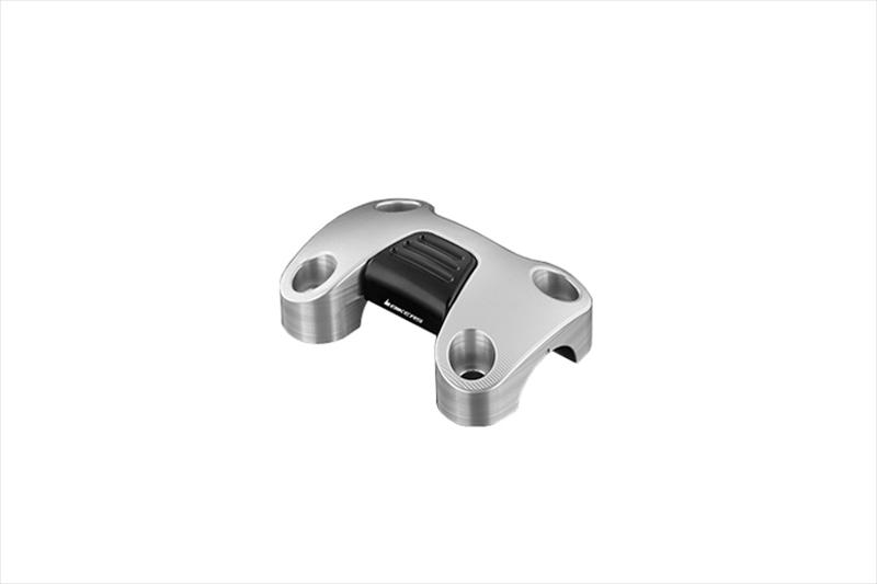 バイク用品 ハンドルBIKERS バイカーズ ハンドルバークランプ28.6mm シルバー ADV150 20H0714-SLV 4550255372026取寄品 セール