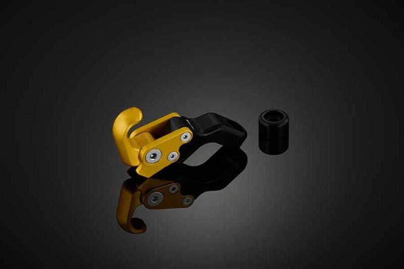 バイク用品 ハンドルBIKERS バイカーズ コンビニエンスフック 1ケ ライトゴールド XMAX 18-20Y0324-LGD 4550255211370取寄品 セール