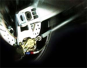 【バイク用】ブレンボ+ワークスクオリティ リアフローティングKIT T-2 ピストン34φ ZEPHYR ゼファー1100/RS【WQ19-4005】【送料無料!】