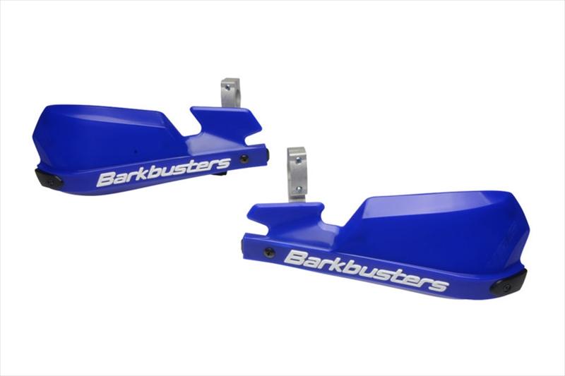 バイク用品 ハンドルBARKBUSTERS バークバスターズ VPS プラスチックガード BLUEVPS-007-00-BU 4573382086833取寄品 セール