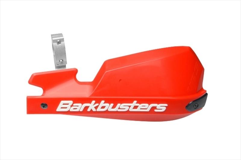バイク用品 ハンドルBARKBUSTERS バークバスターズ VPS プラスチックガード REDVPS-007-00-RD 4573382086871取寄品 セール