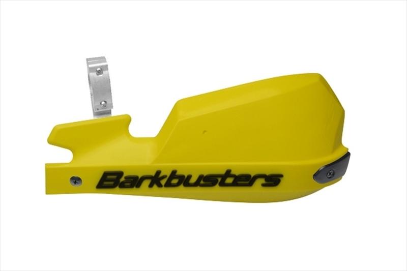 バイク用品 ハンドルBARKBUSTERS バークバスターズ VPS プラスチックガード YELLOWVPS-007-00-YE 4573382086901取寄品 セール