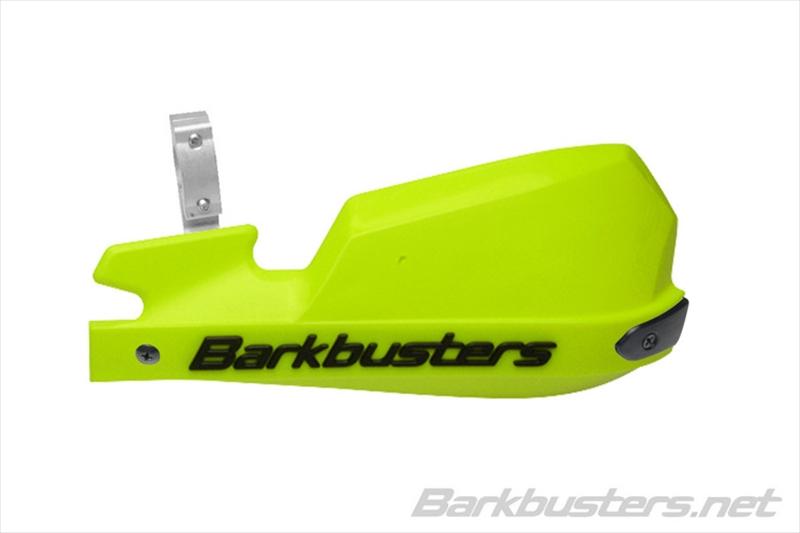 バイク用品 ハンドルBARKBUSTERS バークバスターズ VPS プラスチックガード HI VIZ YELLOWVPS-007-00-YH 4580041237147取寄品 セール