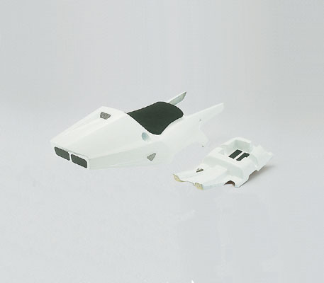 バイク用品 外装CF-POSH シーエフポッシュ ストリートシートタイプ3 ホワイト TZM50R211077 4947934006837取寄品 セール