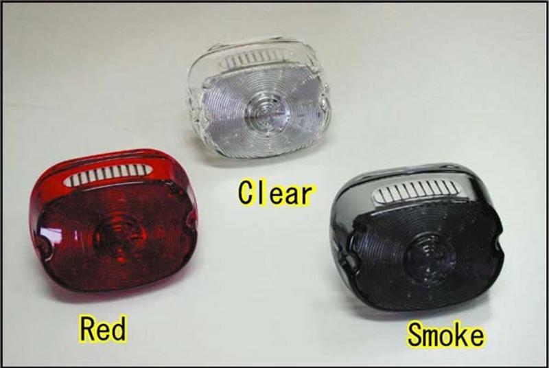 バイク用品 電装系CF-POSH シーエフポッシュ ロウハイト LEDテールライト タイプ2 クリアーレンズ880256 4947934054845取寄品 セール